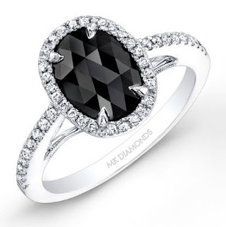 Even though more extremely priced, organic black and white diamonds engagement rings have a less strong construction