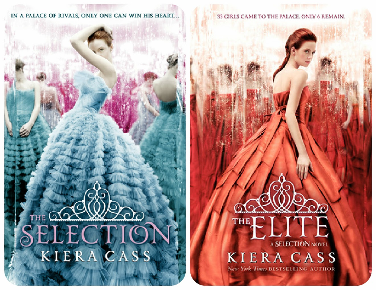 The Selection si The Elite de Kiera Cass