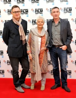 Jeff Pope, Judi Dench, Steve Coogan