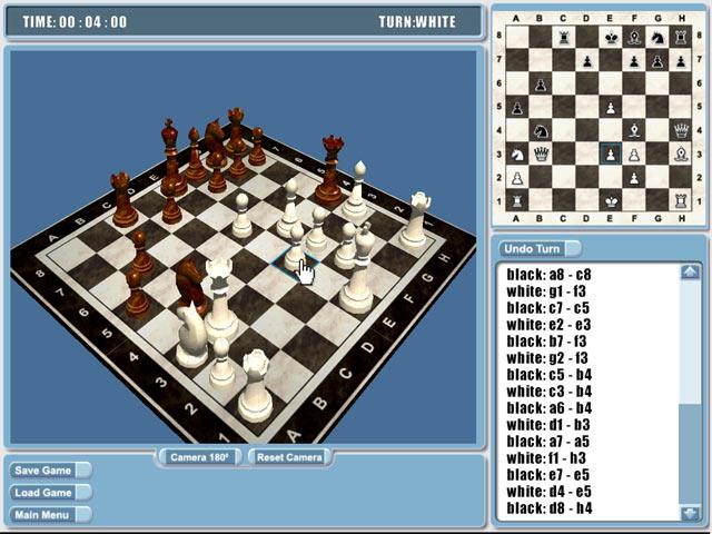 لعبة شطرنج Real Chess