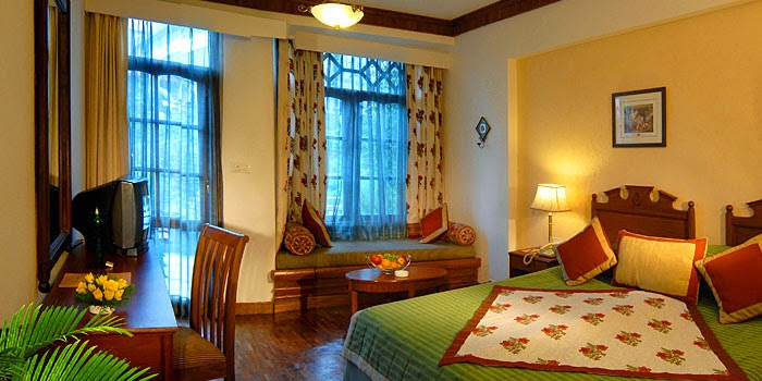 Accommodation in Nainital