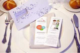 Detalles boda. Parte 2