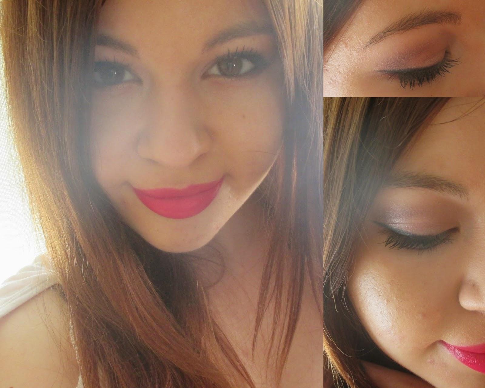 Candid Rose Sheer - Makeup