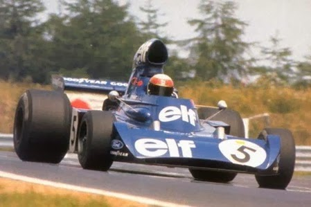 Formula 1 1973 Jackie Stewart/ Tyrell