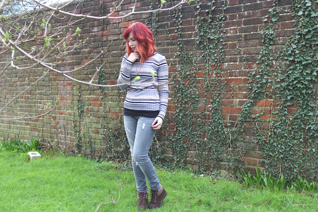 Paige Joanna Dorothy Perkins Winter Casual Outfit
