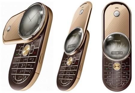 Motorola AURA Diamond Edition luxury phone launched 1
