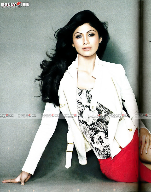 Shilpa Shetty Sexy MARIE CLAIRE May Pictures