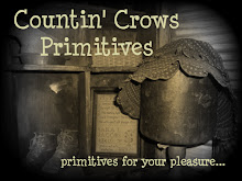 FOR MORE PRIMITIVE WARES...Visit my website