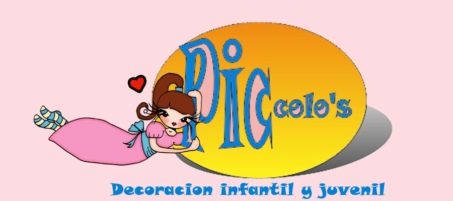 piccolo's decoración