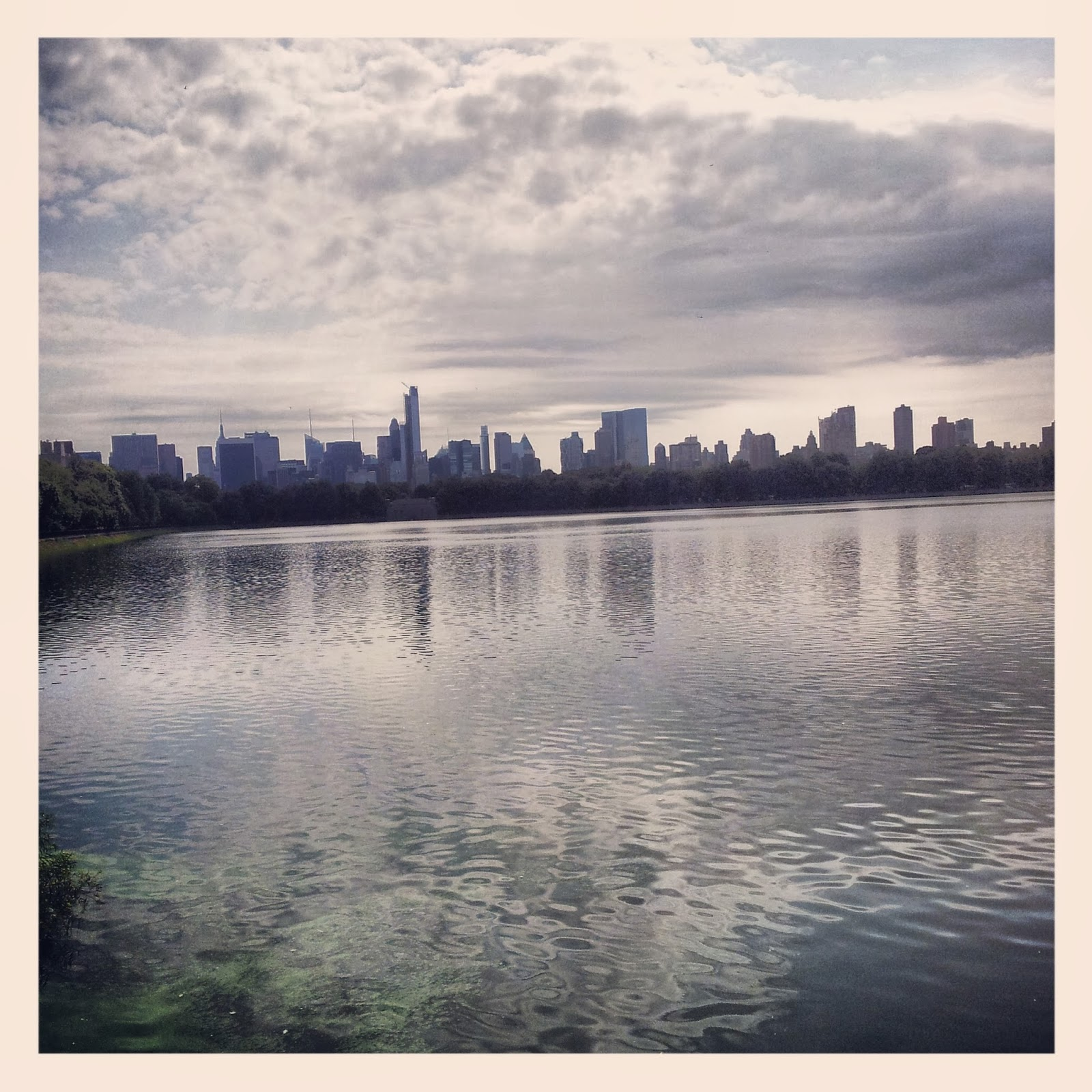Jacqueline Kennedy Reservoir Central Park