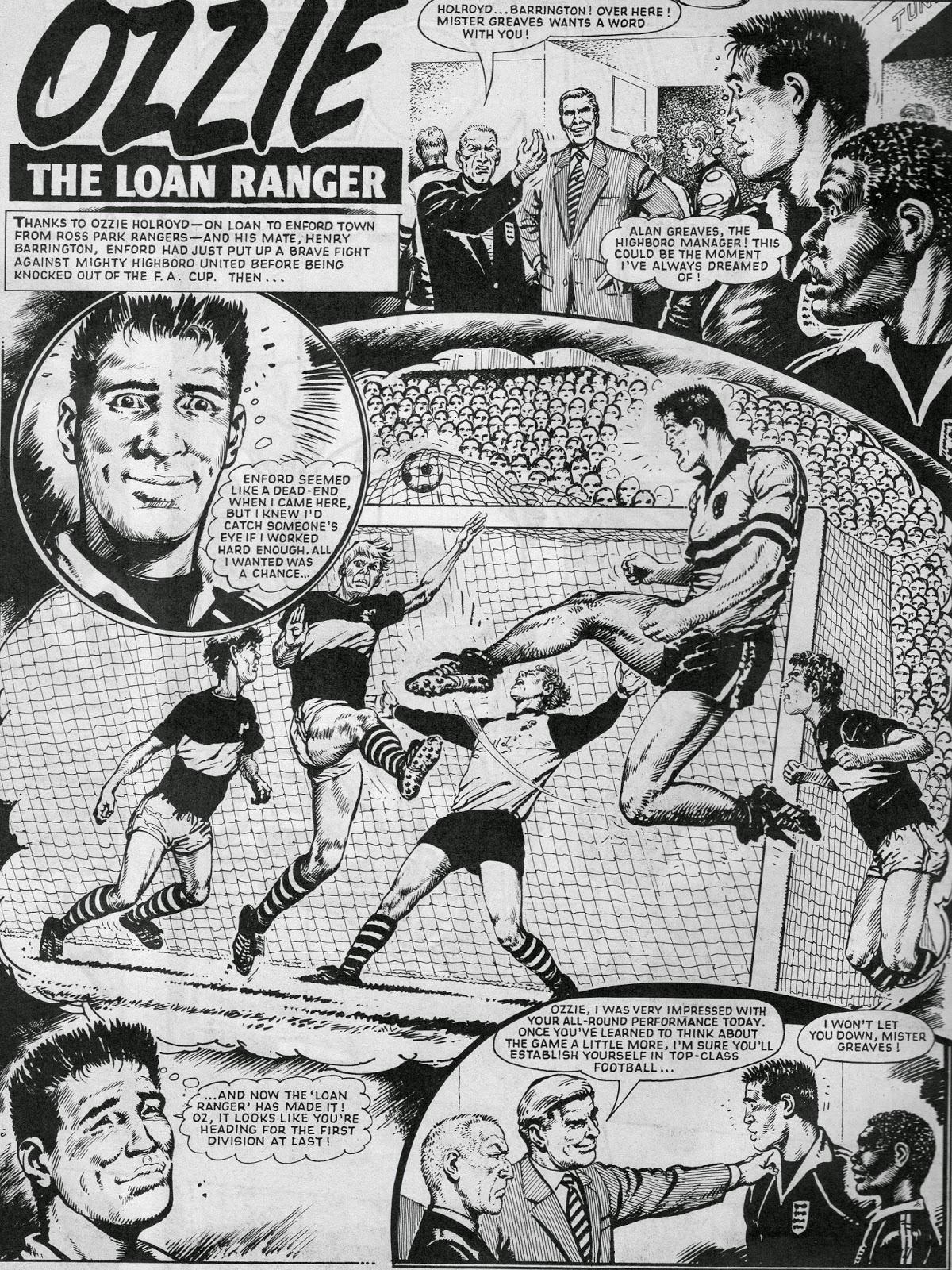 Ozzie The Loan Ranger