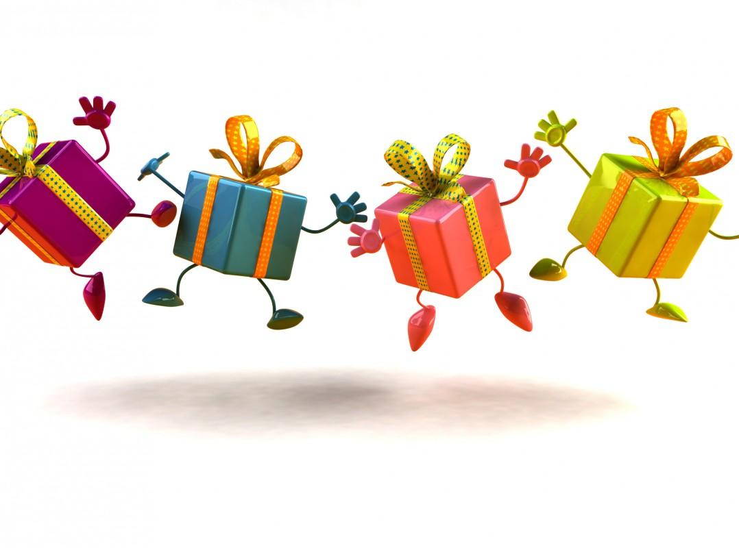 Emballages cadeaux à la FNAC