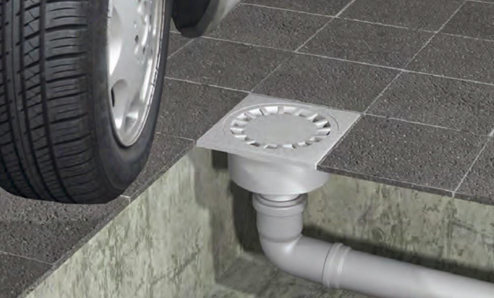 Преимущества изделия с вертикальным отводом