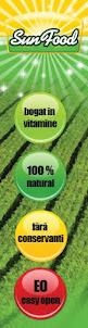 Gatesc sanatos cu Sun Food