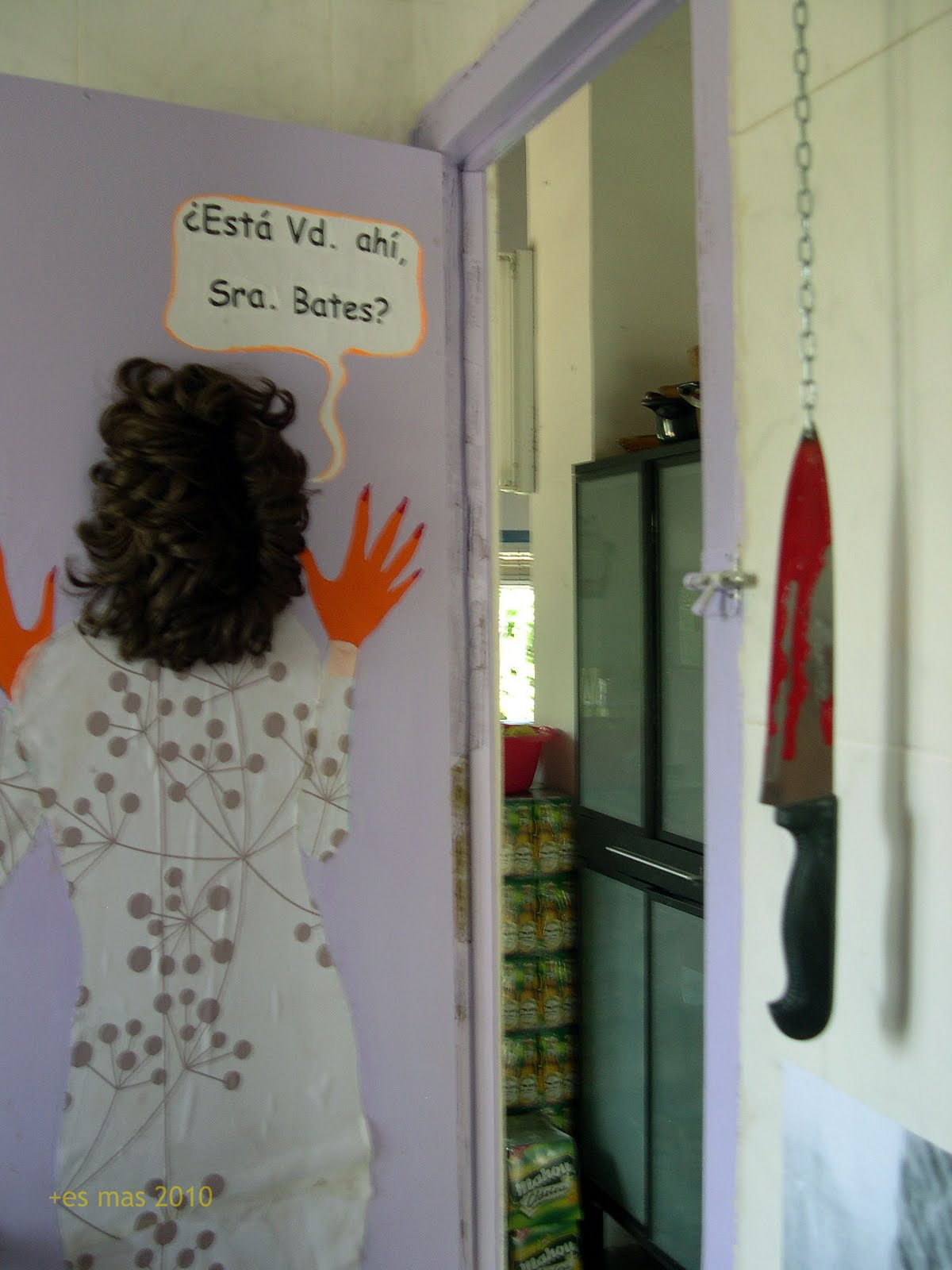 HOMENAJE A PSICOSIS EN ELECTROPERRA 2010