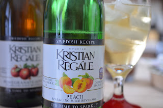 Kristian Regale Juices Peach