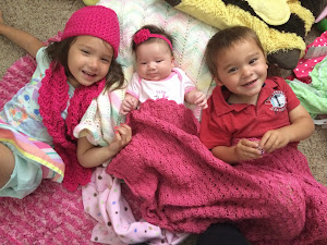 Alexa, Mason and Aria