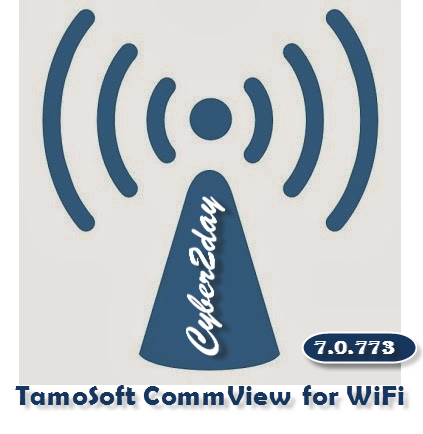 TamoSoft CommView For Wifi (Wifi Hacking Software) 7.0 Build 777 ...