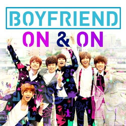 Boyfriend Rilis Full MV On & On