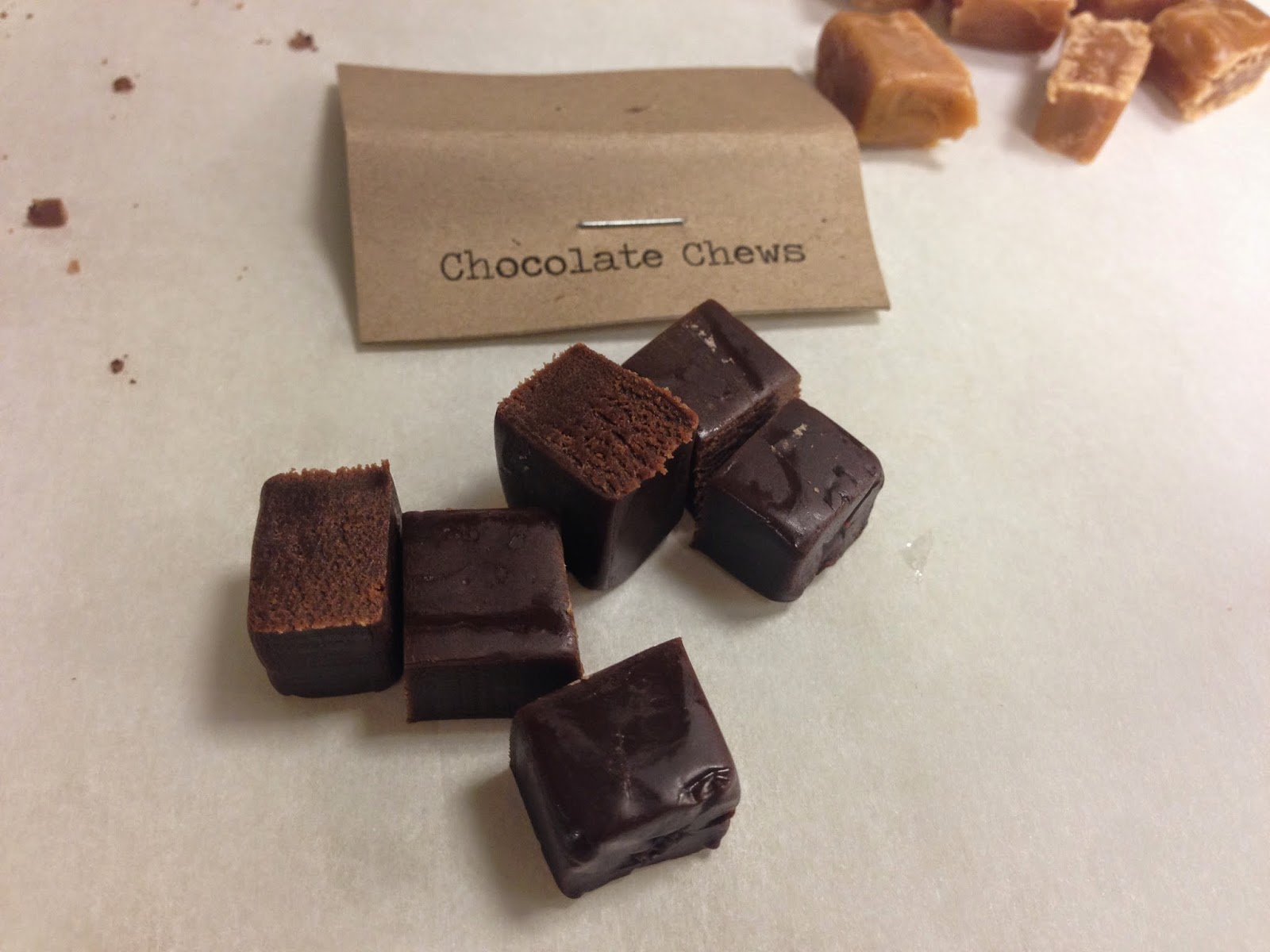 Organic Chocolate Game
