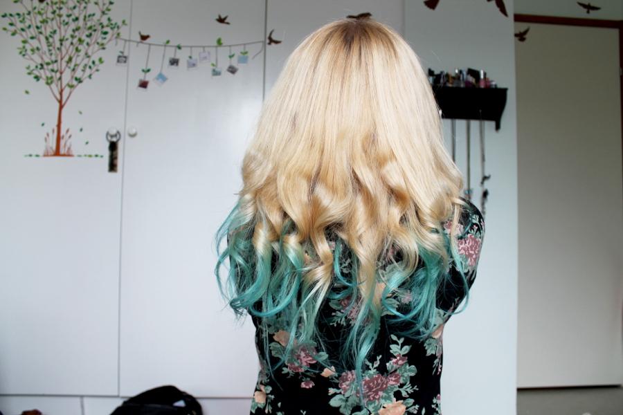 Kool Aid Hair Dye Blue Lektonfo