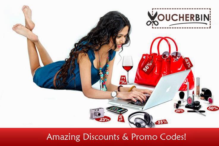 VoucherBin Discount Site - Aspiring Londoner