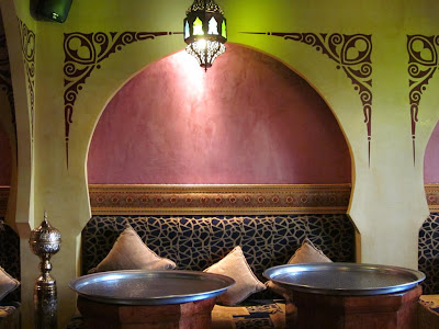 Feniciana Tea House and Restaurant in Barcelona