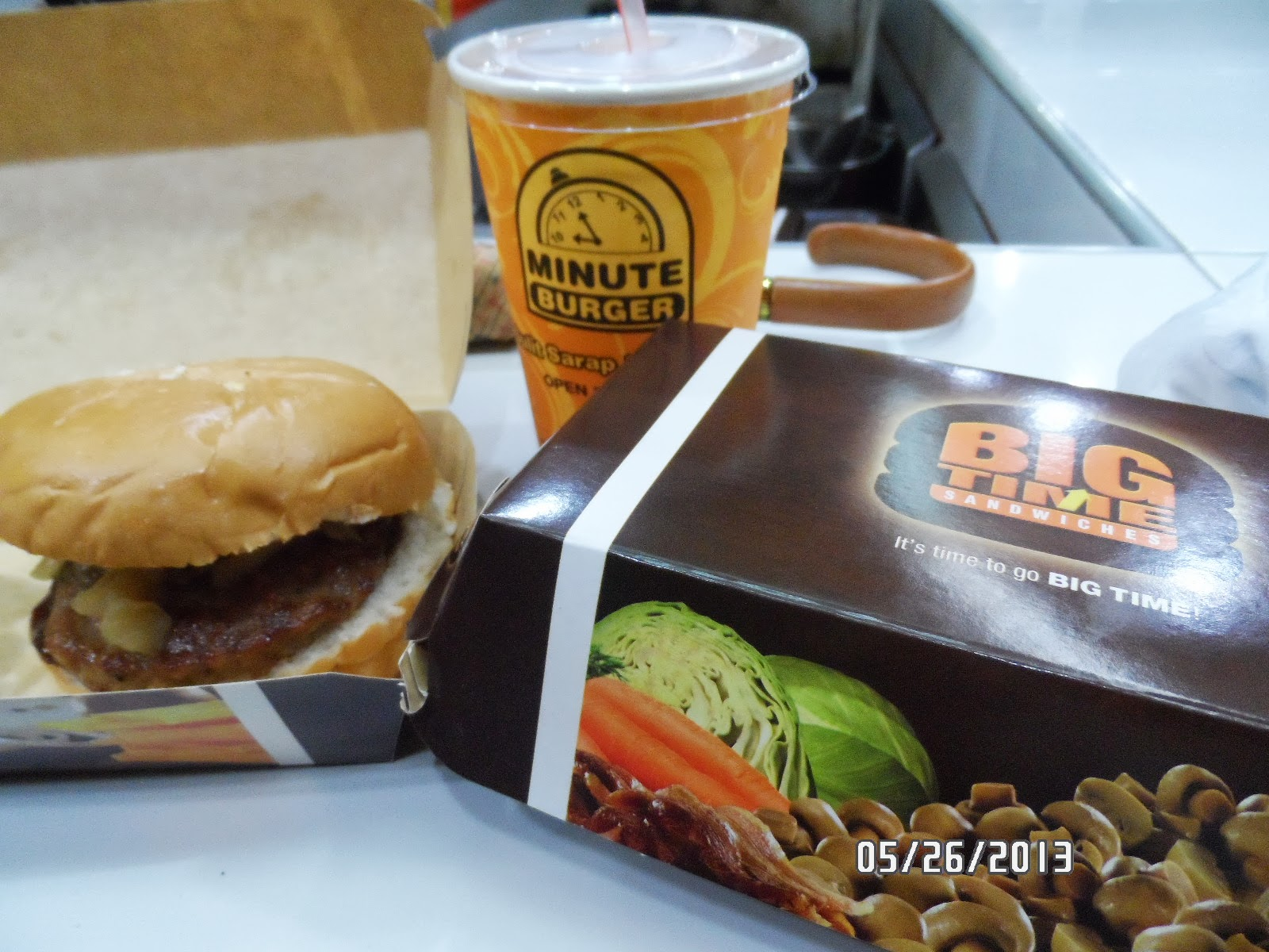 minute burger Minute burger first opened a store in 1982 where it started serving filipinos its affordable and great tasting burgers because of its success, it slowly.