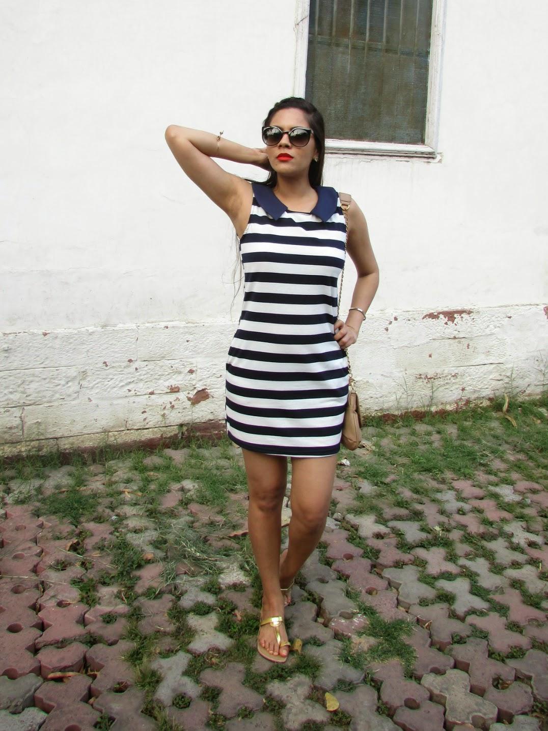 strip dress, cheap strip dress, how to style strip dress, strip dress for summers, blue white strip sleeveless dress, peter pan collar strip dress, fashion, indian fashion blog, cheap dresses online, summer trends 2015, spring dress 2015, beauty , fashion,beauty and fashion,beauty blog, fashion blog , indian beauty blog,indian fashion blog, beauty and fashion blog, indian beauty and fashion blog, indian bloggers, indian beauty bloggers, indian fashion bloggers,indian bloggers online, top 10 indian bloggers, top indian bloggers,top 10 fashion bloggers, indian bloggers on blogspot,home remedies, how to