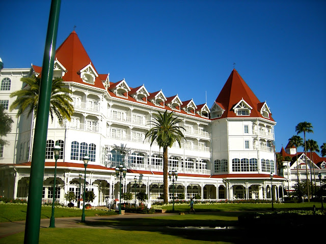 Grand Floridian resort - Disney World, Florida