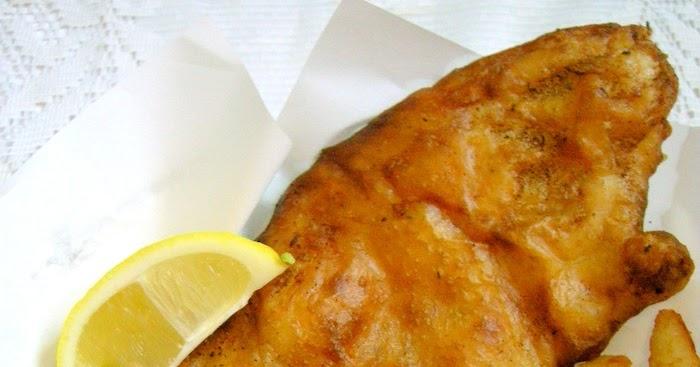 Peng 39 s kitchen jamie oliver 39 s fish chips for Beer battered fish airfryer