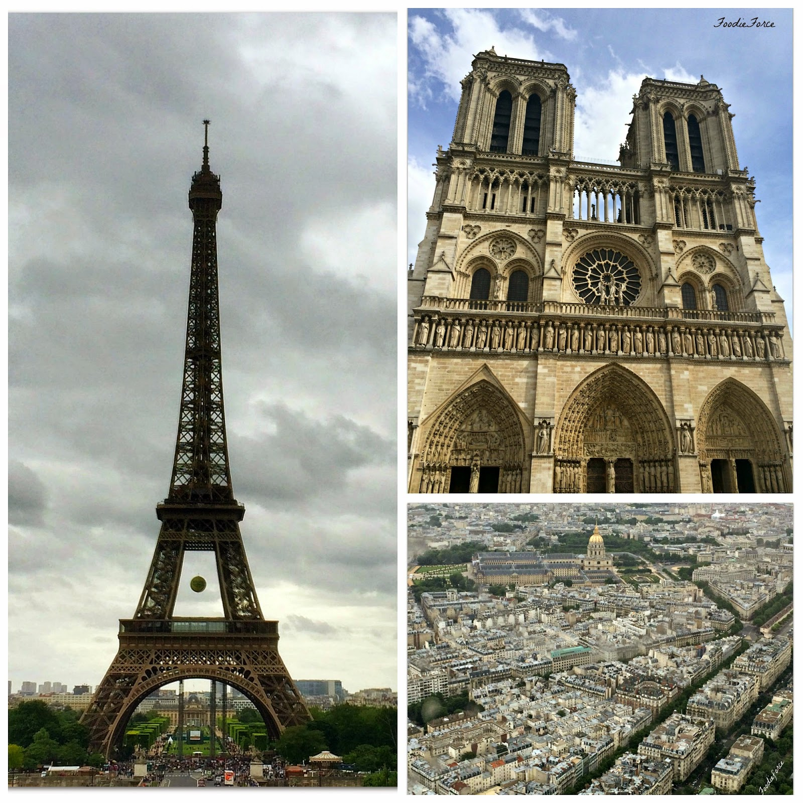 Paris travel review