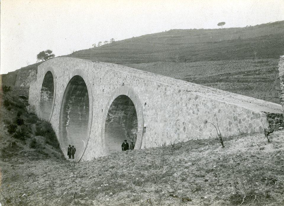 El pont dels tres ulls