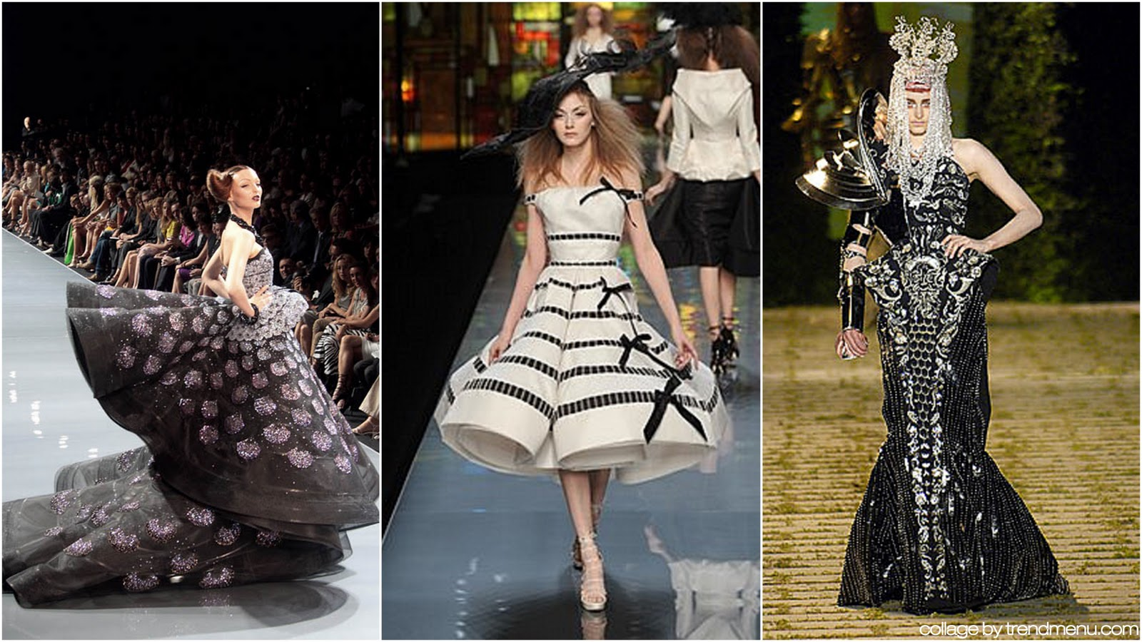 GALLIANO  JOHN GALLIANO THE BRAND galliano dior haute couture 3