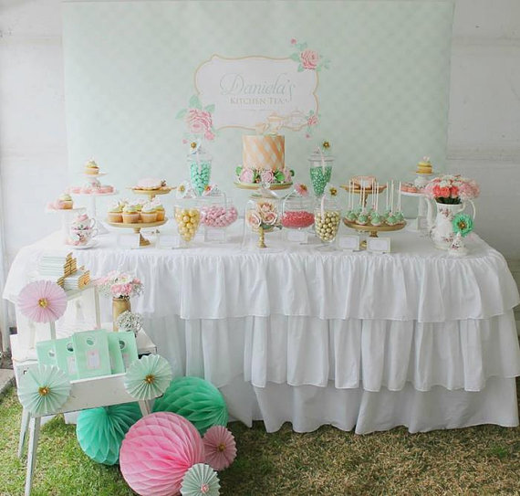 perfect mint party
