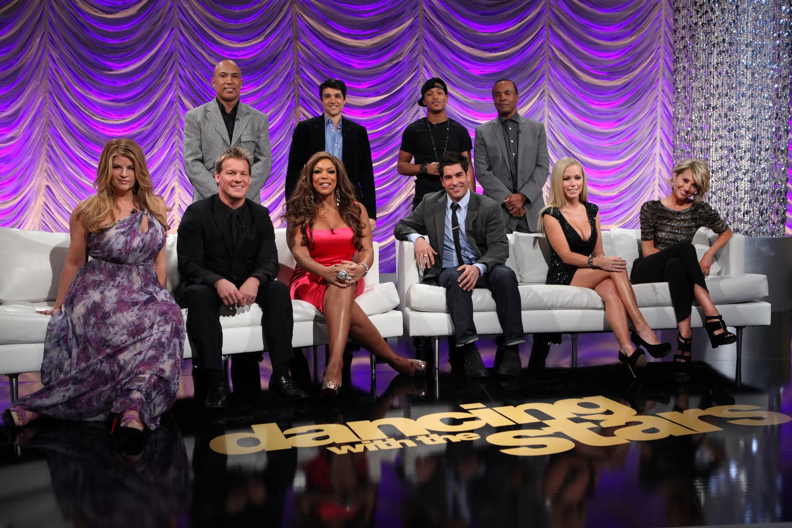 DANCING WITH THE STARS 2011 Cast: Which Celebs Made the DWTS 13 Lineup ...