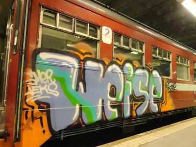 weise graffiti