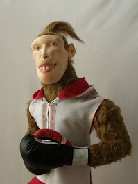 Monkey doll