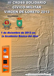 cross solidario civico militar Virgen de Loreto