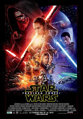 Star wars 7 The Force Awakens Trezirea Fortei 2015 Online Subtitrat