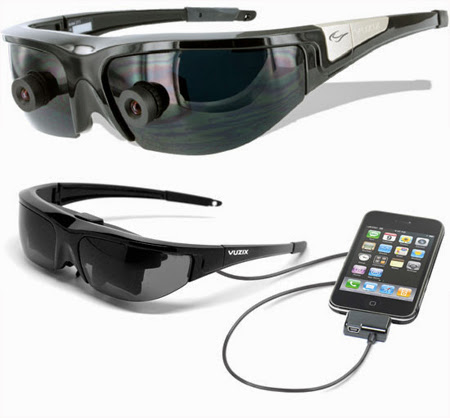 Innovative and Smart Sunglasses Gadgets (15) 15