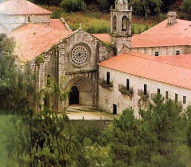 El monasterio de nuestra comarca do Salnés