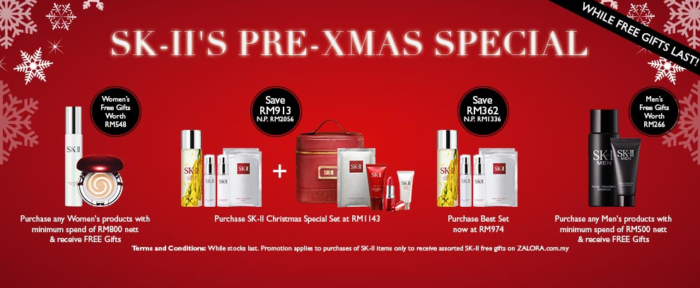 The Gift Sets from SK-II from ZALORA Malaysia