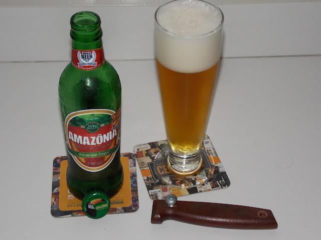 Cerveja Amazônia The Classic Brazilian Beer
