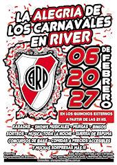 Carnavales en River
