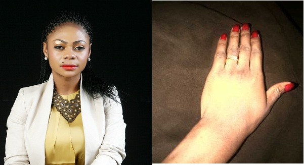 karen igho engaged