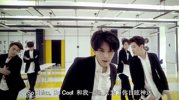 Super Junior-M Swing Ryeowook