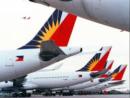 Philippine Airlines Airplanes