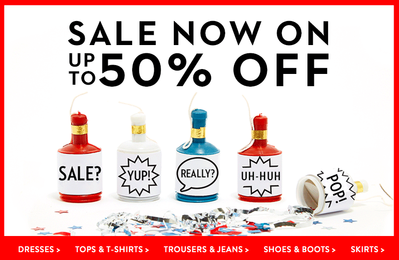 Boden Sale is LIVE!