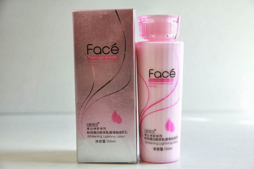 Face Whitening Lightning Lotion